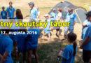 Letný skautský tábor 2016