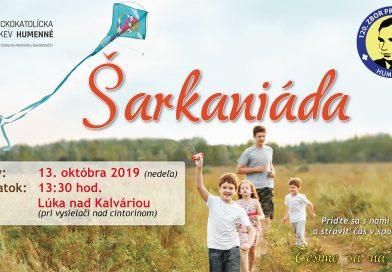 Šarkaniáda – 13.10.2019